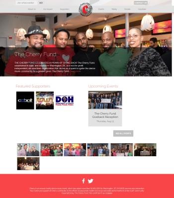 PROMETHEAN 2018 - Cherry Fund - Screenshot